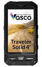 Vasco Traveler Solid 4: Übersetzer, Navi, Gratis-Telefon, stoßfest, wasserfest