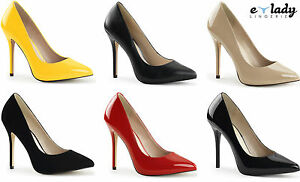3f755fef688 Details about Pleaser Amuse-20 Womens Shoes 5