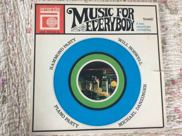 LP, Will Horwell m.fl, Musik for everybody, Jazz, Plade G /…