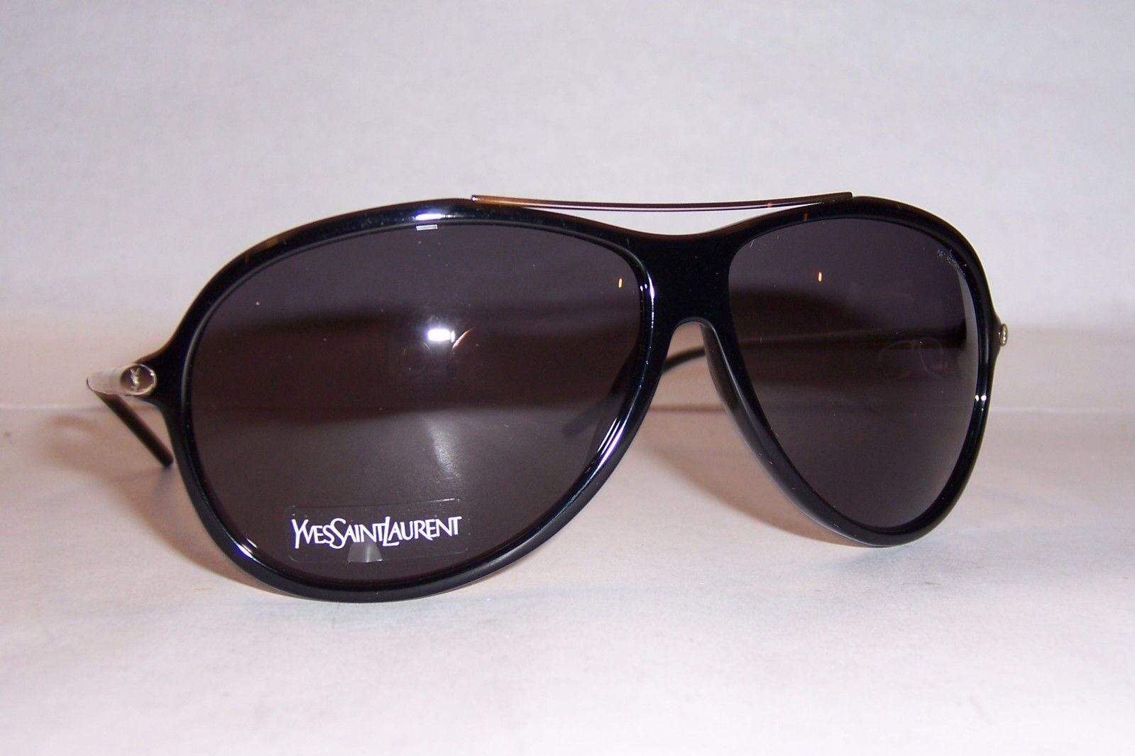 0b70fe45a7 Yves Saint Laurent Sunglasses 2354 s 0rhp Black 62mm