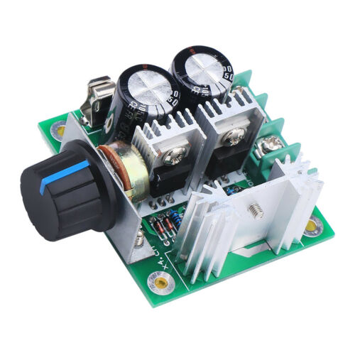 DC 12V-40V Pulse Width Modulator PWM DC Motor Speed Controller PWM Switch