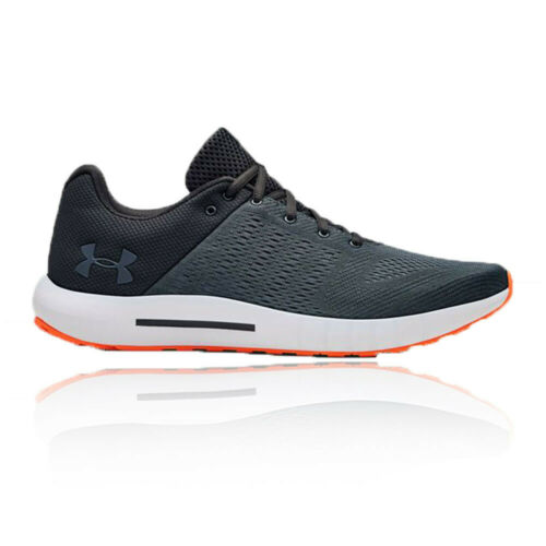 Under Armour Mens Micro G Pursuit Running Shoes Trainers Sneakers Grey Sports