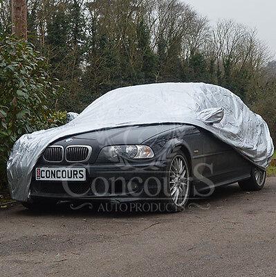 Cubierta resistente al agua y transpirable al aire libre coche cubierta para Jaguar Xk8 Cabrio /& Coupe