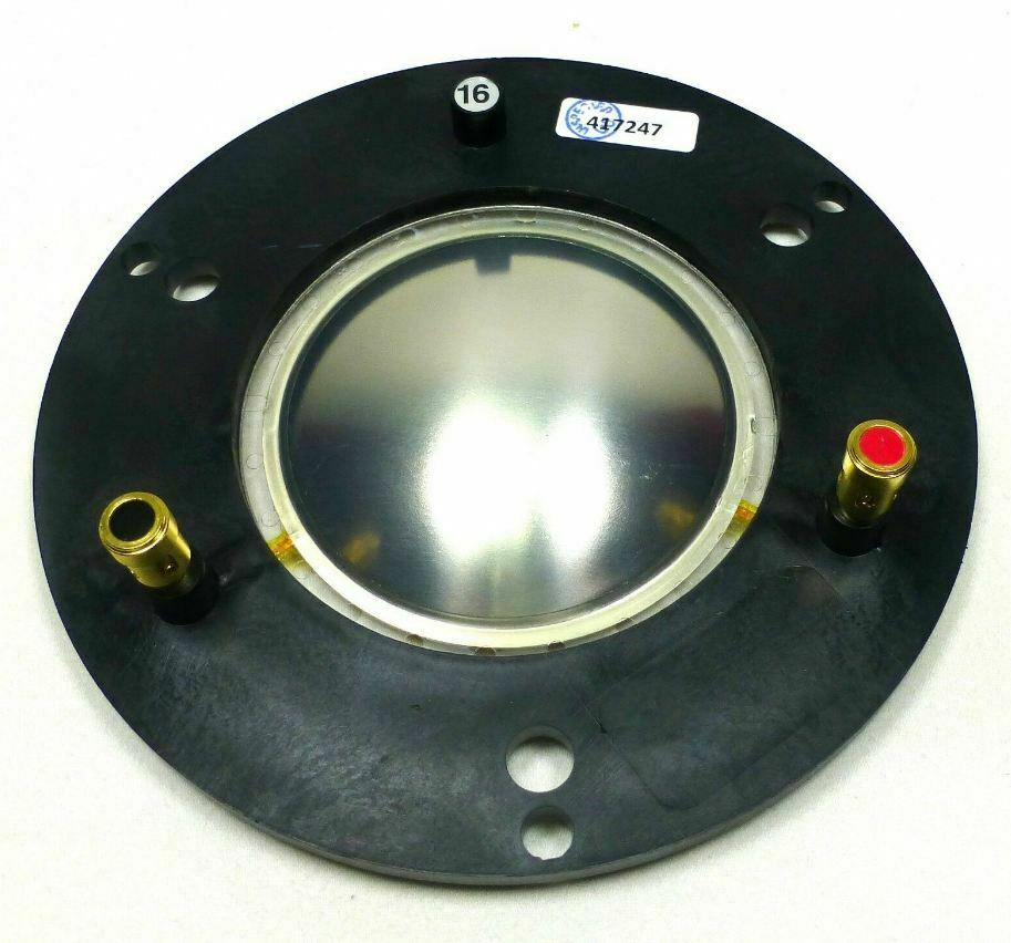 Original Factory Radian 1750PB-16 Diaphragm for Most Radian1.4  & 2  Driver 16 Ω