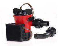 Johnson Pump 4704 Mayfair Automatic Bilge Pump 750 Gph on Sale