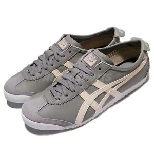 promo code 34f2b 5137a Details about Asics Onitsuka Tiger Mexico 66 Aluminum Birch Leather Men  Shoes D4J2L-9602