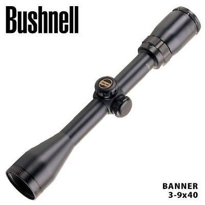 Bushnell Banner 3-9x40 Multi-X Ret (Shooting/Hunting)
