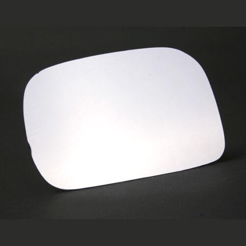 Vauxhall agila porte aile miroir verre de remplacement-côté gauche 2000-2007