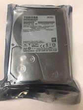"Toshiba Desktop HDD 2TB 3.5"" SATA hard disk drive 64MB Cache Enterprise 6Gbps AV"