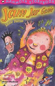 Dalton-Annie-The-Jam-Jar-Genie-Mammoth-Storybooks-Very-Good-Book