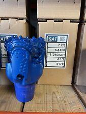7 78 Sat20 517x Tci Drill Bit Hdd Waterwell Oilfield Tricone 4 12 Api Pin