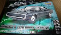 Revell 1970 Dodge Charger Fast And Furious Dominic's 1/25 Model Car Mountain Kit