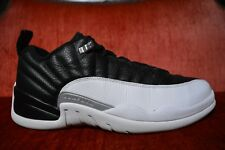 free shipping 2fb9f a969e item 4 Nike AIR JORDAN 12 XII RETRO LOW 308317-004 PLAYOFFS BLACK RED WHITE  Size 9.5 -Nike AIR JORDAN 12 XII RETRO LOW 308317-004 PLAYOFFS BLACK RED  WHITE ...