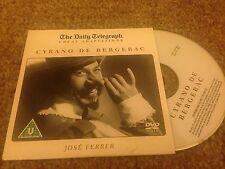 CYRANO DE BERGERAC Great Adaptations Starring Jose Ferrer Michael Gordon DVD