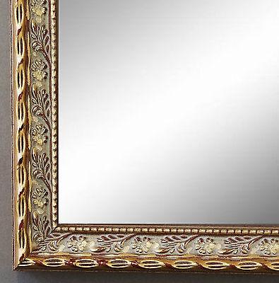 Badspiegel Gold Brescia Barock Antik 2,0 NEU alle Größen