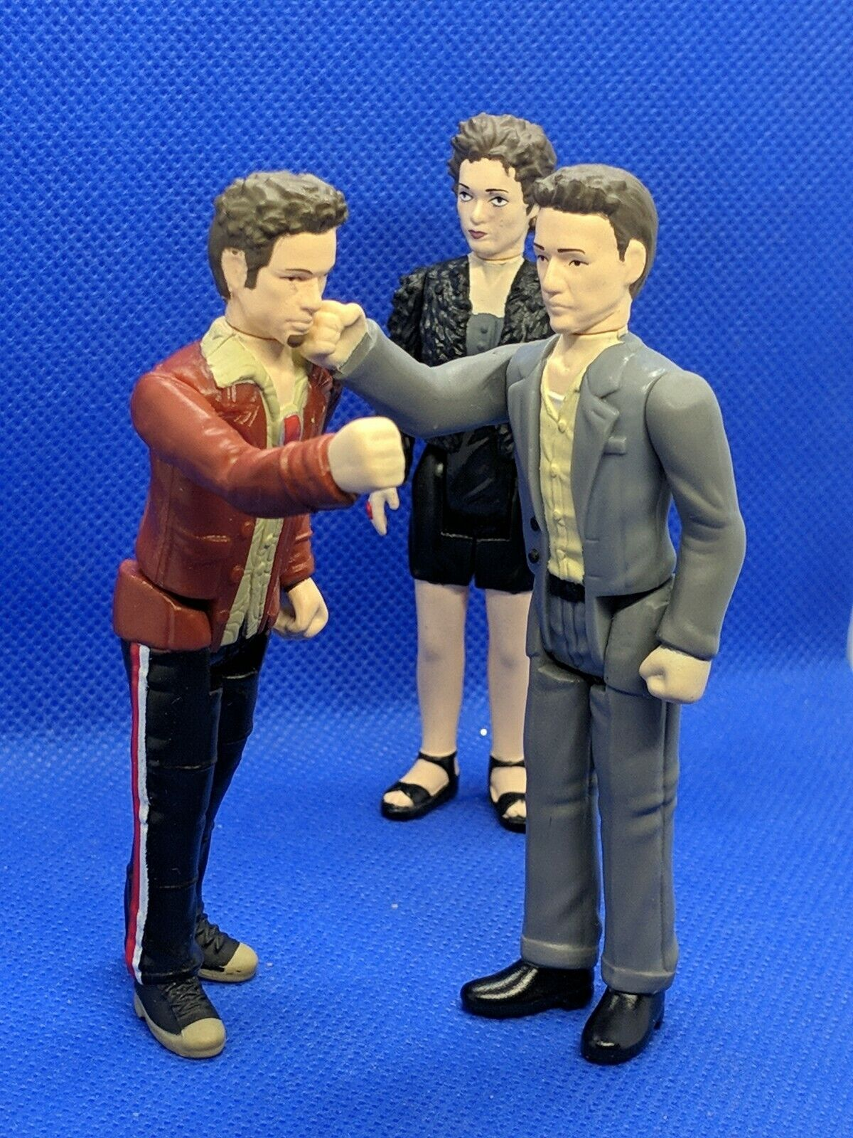 Fight Club Marla Singer ReAction Figure FREE Global Shipping