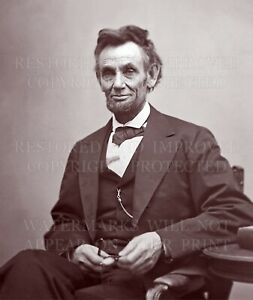 Abe-Lincoln-President-with-pen-amp-spectacles-1865-5x7-print-or-request-digital-CD