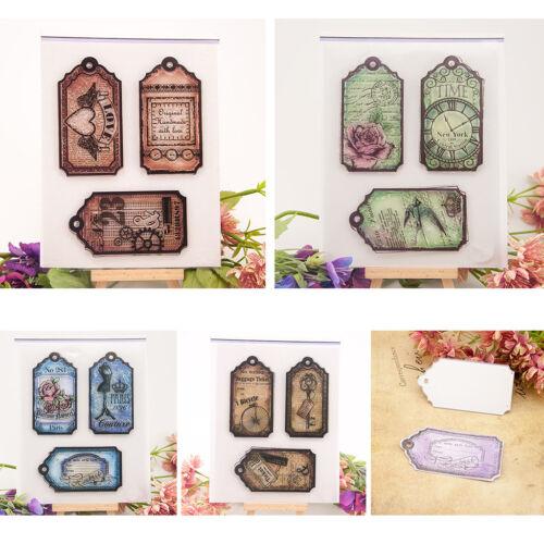 DIY Handmade Cutting Dies Stencil Scrapbooking Photo Album Card Embossing