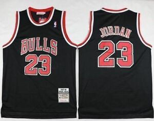 84cfc683e Brand New NBA Jersey Michael Jordan  23 Chicago Bulls Retro With ...