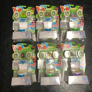 6x-Flush-Force-Series-1-Filthy-5-Pack-Collectible-Figures-Flushies-FREE-SHIPPING