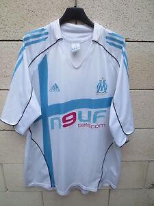 Maillot-OLYMPIQUE-de-MARSEILLE-ADIDAS-2006-OM-football-maglia-shirt-trikot-XXL
