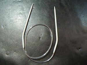 100cm x 4mm Pony Classic Circular Knitting Pin