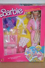 1988 colector de vacaciones sensación Toys R Us Exclusive Barbie Set 1675