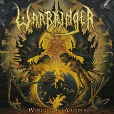 Worlds Torn Asunder - Warbringer (2011, CD NEUF) 8712725721918