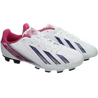 Adidas F5 TRX Fg Blanc Rose Noir Femmes ou Enfants Crampons Fußballschu [G96594]   eBay