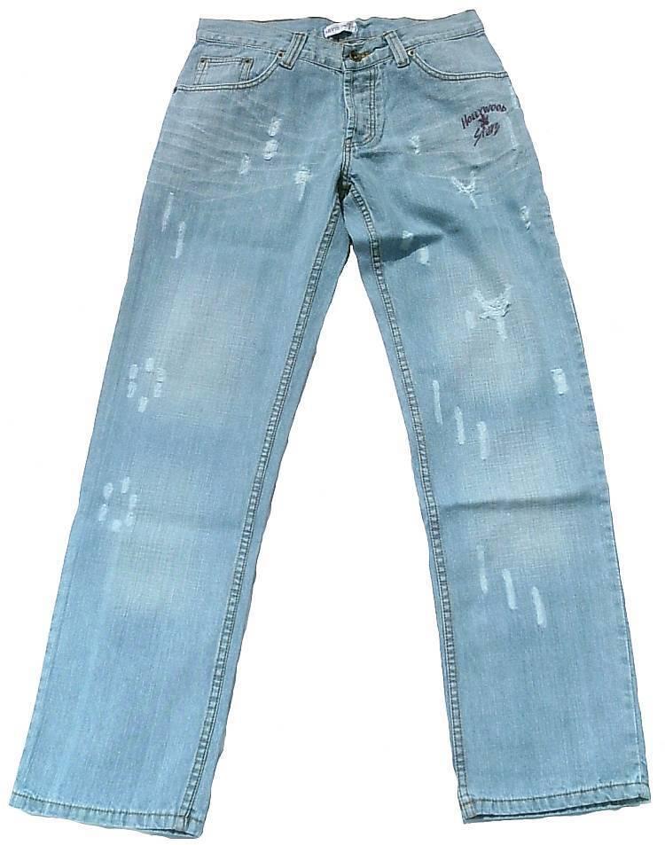 David 7 Star L a Los Angeles Hollywood Club Star Vip Jeans W31 L32 31 32