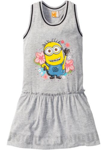 Mädchen Sommer Shirt Kleid grau 164 170 Ringerrücken Kinder  048 neu