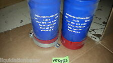 CAPACITOR TECHNOLOGY FA0142F450EH1H  1400 MFD 450 WVDC