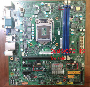 Details about BIOS CHIP for Lenovo IH61M VER 4 2 (Dual Chips : Main + EC) ,  No Password