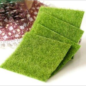 Turf Micro Landscape Decor Fake Moss Artificial Grass Simulation Grass
