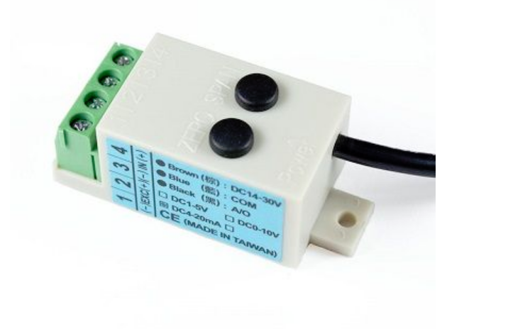 Mini Größe 0-5A AC Current to 0-10V Transmitter (SW-A5D2)