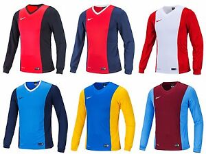 a14c024e9 NIKE Park Derby L S Jersey 588414 Training Top Shirts Soccer ...