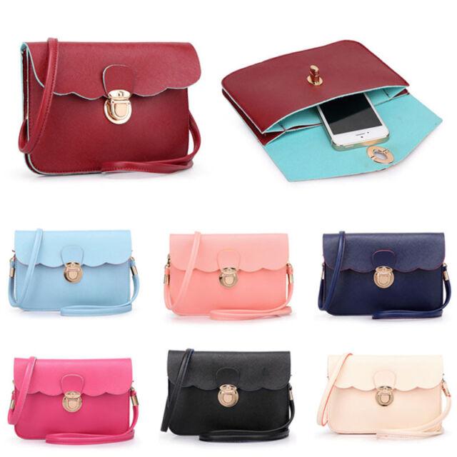 2015 Women Leather Shoulder Bag Purse Clutch Tote Purse Hobo Messenger Handbags