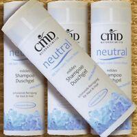 CMD Neutral Shampoo Duschgel Totes Meer Salz parfumfrei Naturkosmetik vegan mild