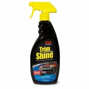Stoner Trim Shine Protectant For Exterior & Interior Plastic 22 oz. Spray 92034