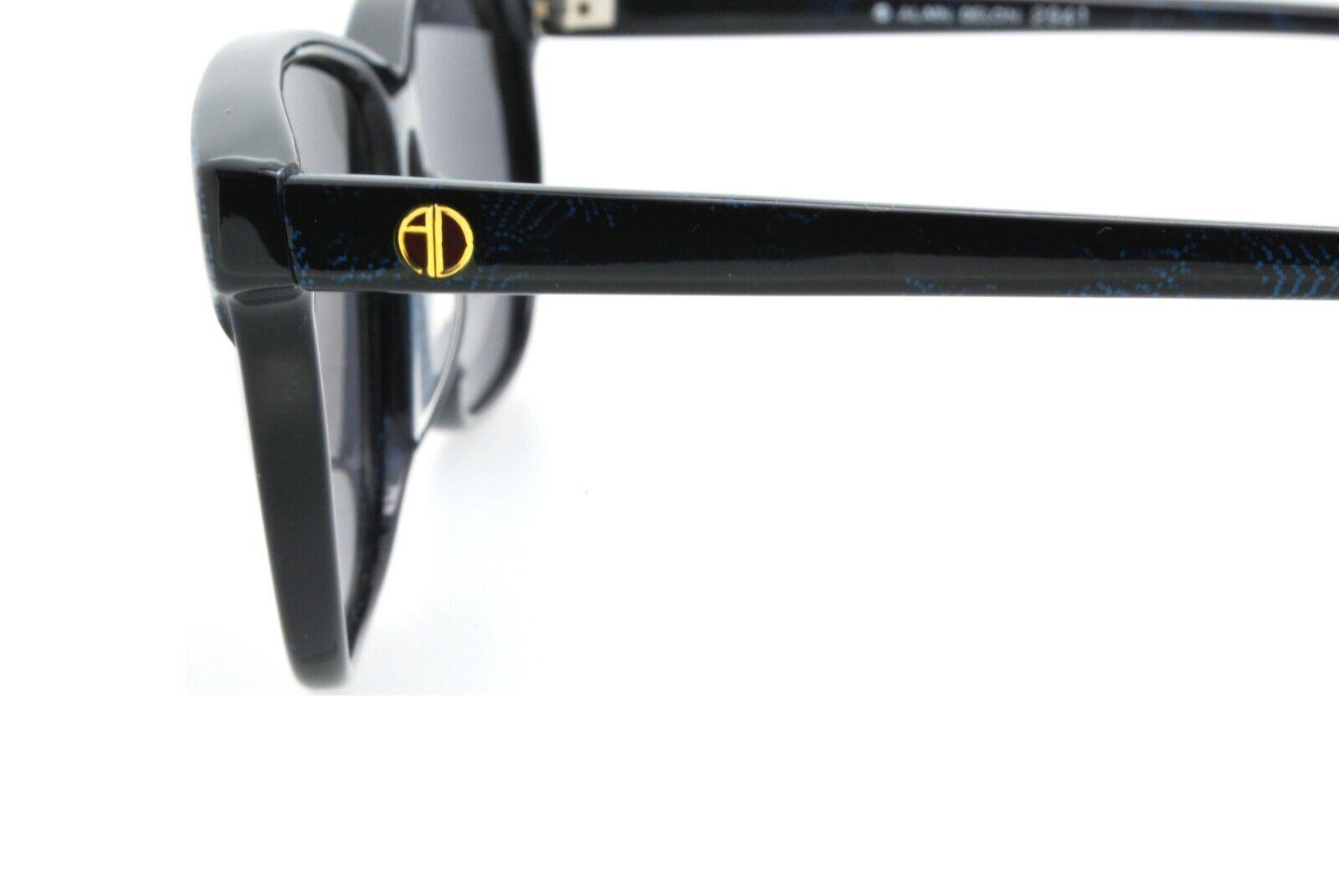 New Authentic Rare Alain Delon 2939 NO.3 80s Vintage Green Tortoise Sunglasses