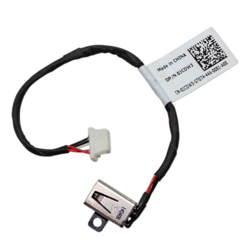 DC Power Jack Port Cable For Dell Inspiron 11 3157 3153 3152 I3152-6691 JDX1R GT