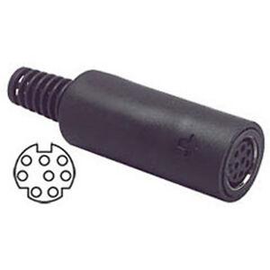 Mini-8-Pin-DIN-Female-In-Line-Jack
