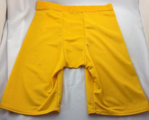McDavid Men/'s Compression Underwear Performance Apparel Gold Choose Size NEW
