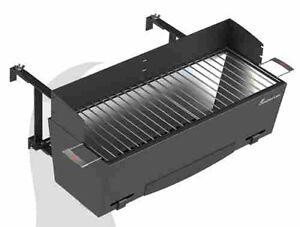 Landmann Holzkohlegrill Manual : Landmann charcoal grill balcony grill grill surface 48x18cm ebay