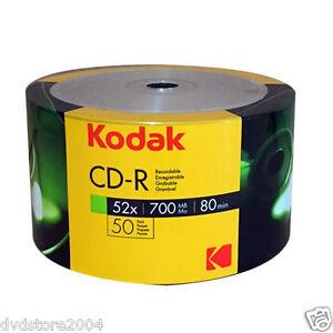 600-KODAK-CD-R-52X-Vergini-700-MB-80-Minuti-Ecopack-1-cd-Verbatim-1210150