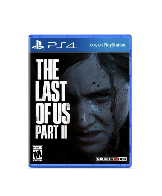 The Last of Us Part II Playstation 4 Sealed