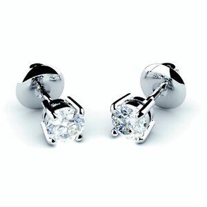 Sale-1-25Ct-Round-Diamond-Screw-back-Stud-Earrings-in-18k-White-Gold
