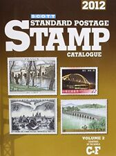 Scott 2012 Standard Postage Stamp Catalogue : Vol. 2 Countries of the World C-F (2012, Paperback)