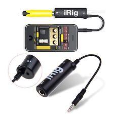 IRIG IK Multimedia HD GUITAR midi Schnittstelle für iPhone iPod iPad Pro Tools