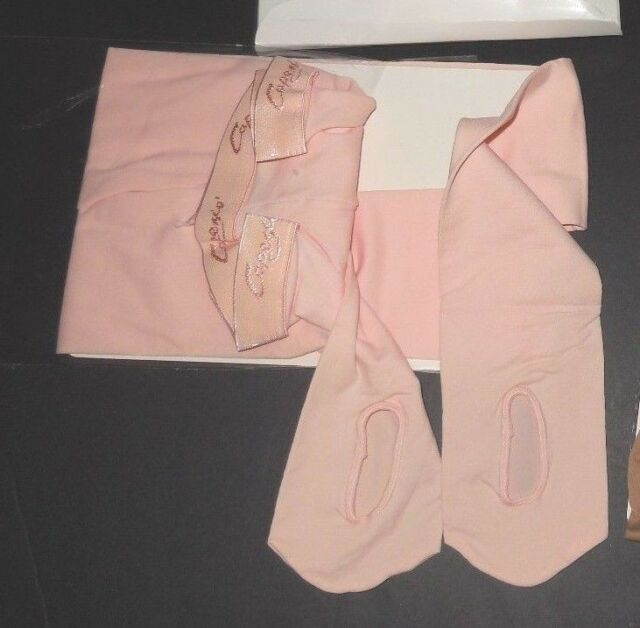 1dc95b7b3 Capezio Ultra Soft Transition Tight Ballet Pink  1816c Size 8 - 12 ...